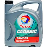 ΛΙΠΑΝΤΙΚΟ TOTAL 10W40 CLASSIC 5L